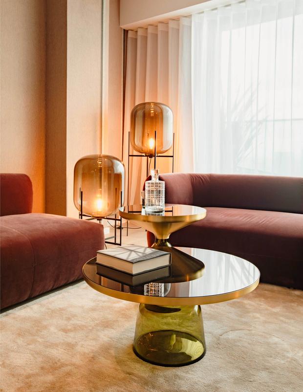 Фото №5 - Апартаменты во Франкфурте по проекту Себастьяна Херкнера