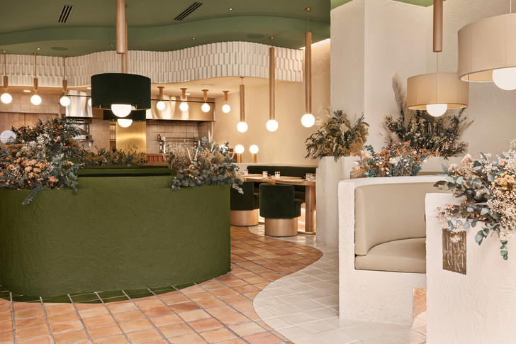 Фото №1 - Ближе к природе: ресторан в Испании