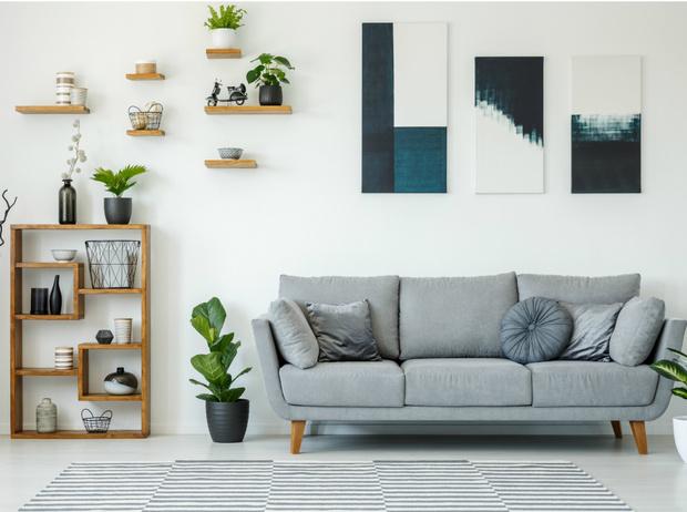 Фото №3 - Декор стен в квартире: 5 необычных идей