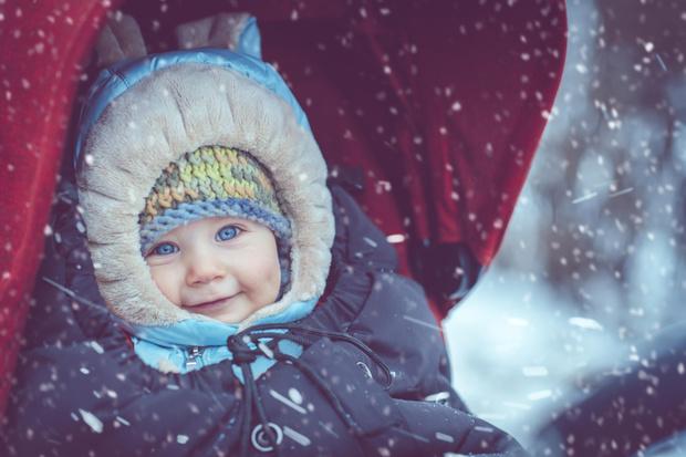 Фото №3 - Сон ребенка на балконе в морозную погоду: за и против