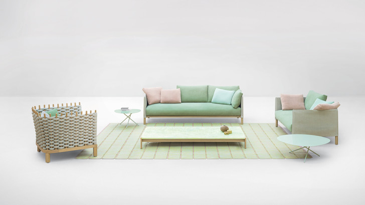 Фото №5 - Eres: новая коллекция мебели Paola Lenti