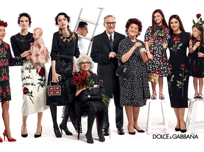 Фото №15 - Новая рекламная кампания Dolce&Gabbana