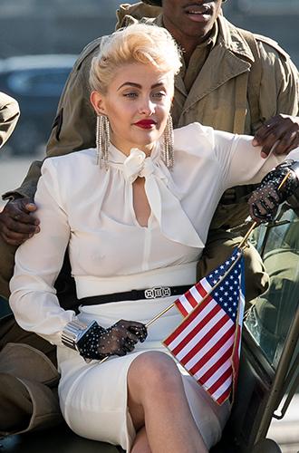 Фото №6 - Новая Material Girl: дочь Майкла Джексона стала копией юной Мадонны
