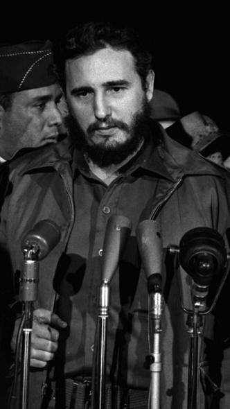 Фото №2 - Концлагерь, шпионаж, похищение ребенка: как жила любовница Фиделя Кастро