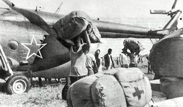 Фото №1 - Вертолеты над Гангом