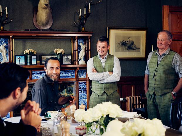 Фото №3 - Джеймс Миддлтон – о своей новой жизни в Шотландии: эксклюзив Marie Claire