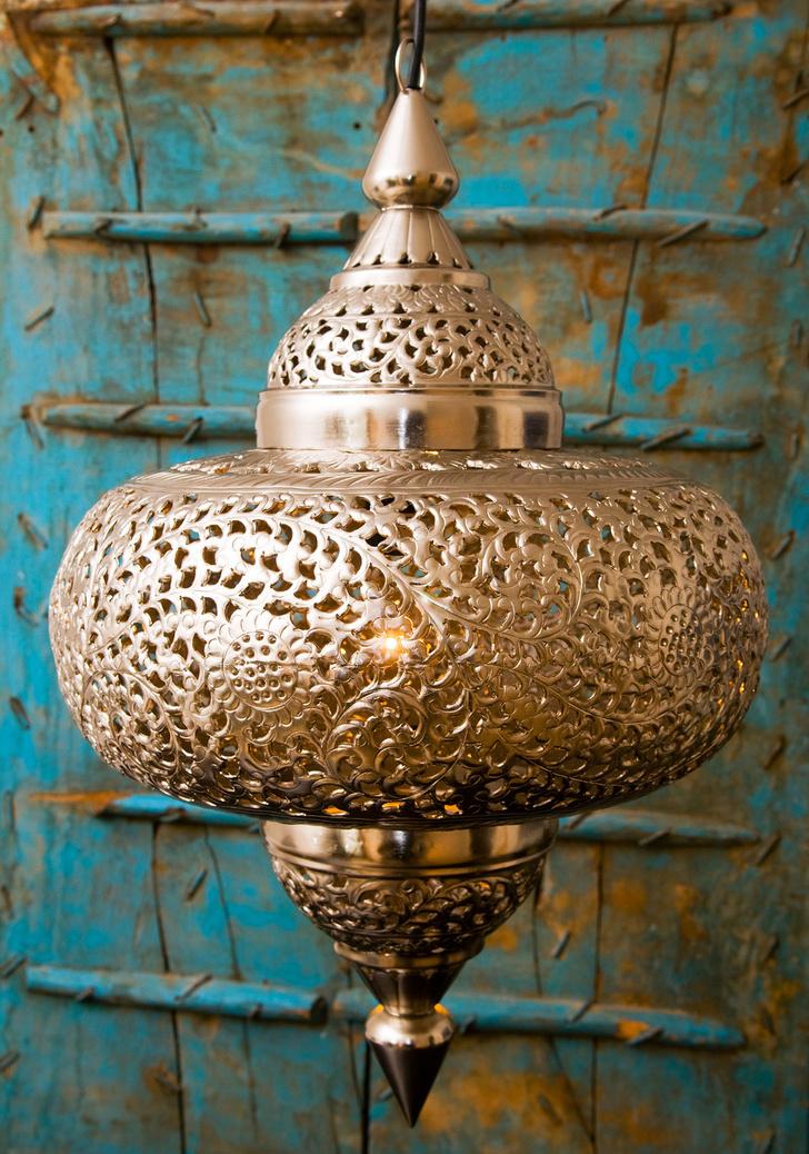 Фото №1 - Круговой обзор: Маврский фонарь, Марокко