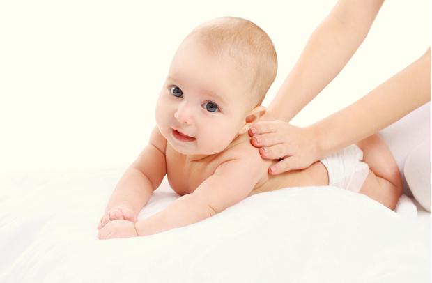 Массаж новорожденному ребенку в домашних условиях