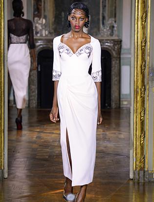 Фото №18 - Неделя Высокой моды в Париже: Ulyana Sergeenko Couture F2015
