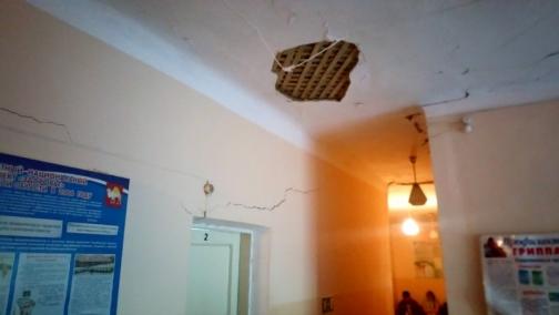 Моя плохая поликлиника: «Фронтовики» показали фотографии худших поликлиник страны