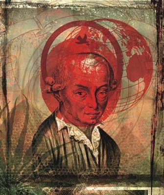 Для этого немецкого философа (1724–1804) возможности познания мира ограничены естественными явлениями, изучаемыми наукой. Однако, считал он, разум человека способен стать движущей силой духовного развития и привести к торжеству нравственности.