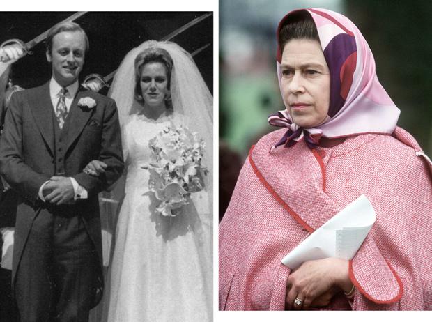 Фото №1 - Скрытые мотивы: для чего Королева посетила первую свадьбу Камиллы