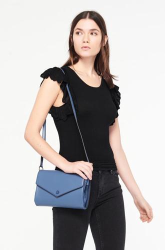 Фото №8 - Тренды весны в новой коллекции сумок и обуви Sandro SS17