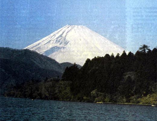 Фото №1 - Восхождение на Фудзи