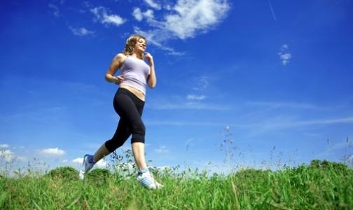 Фото №1 - Бег улучшает здоровье и самооценку