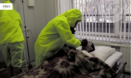 Фото №1 - Минздрав: в Россию может быть завезен вирус Эбола