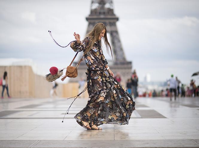 Фото №7 - Неделя Высокой моды в Париже: Street style
