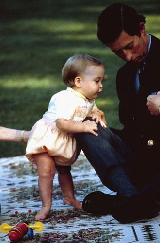 Фото №12 - Принц Уильям: история в фотографиях