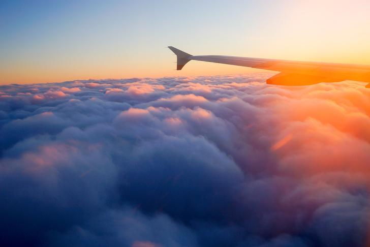 Фото №1 - Авиапутешественники рассказали, как сделать долгий перелет более сносным