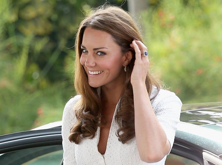 Фото №8 - История помолвочного кольца принцессы Дианы и Кейт Миддлтон