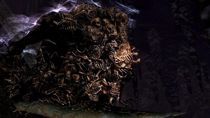 Фото №4 - 7 лучших хоррор-игр, по которым срочно нужно снять сериалы 😈