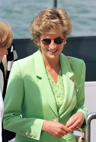 Фото №4 - Любимые солнцезащитные очки принцессы Дианы