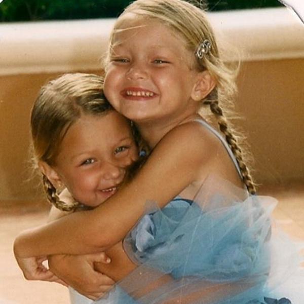 Фото №38 - Джиджи и Белла Хадид: сестры-соперницы