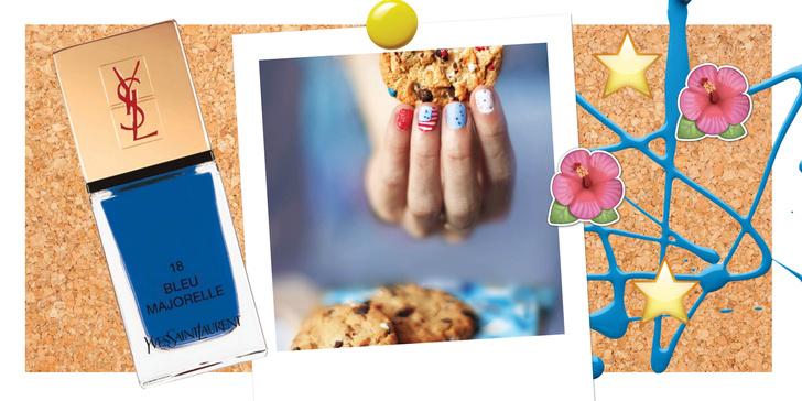Фото №6 - 10 идей летнего маникюра