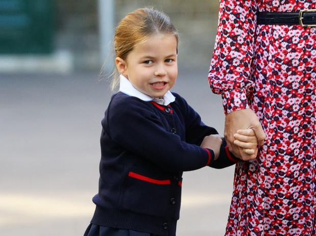 Фото №1 - Королевская принцесса: кто получает этот титул, и почему Шарлотта может ею не стать