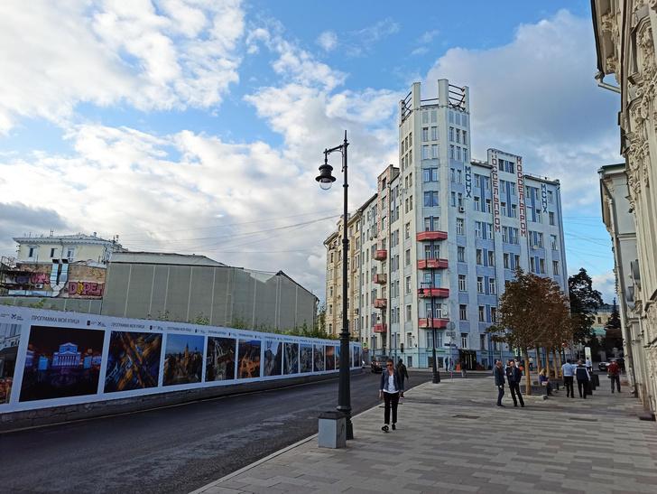 Фото №4 - Музей архитектуры приглашает на пешеходные экскурсии по Москве
