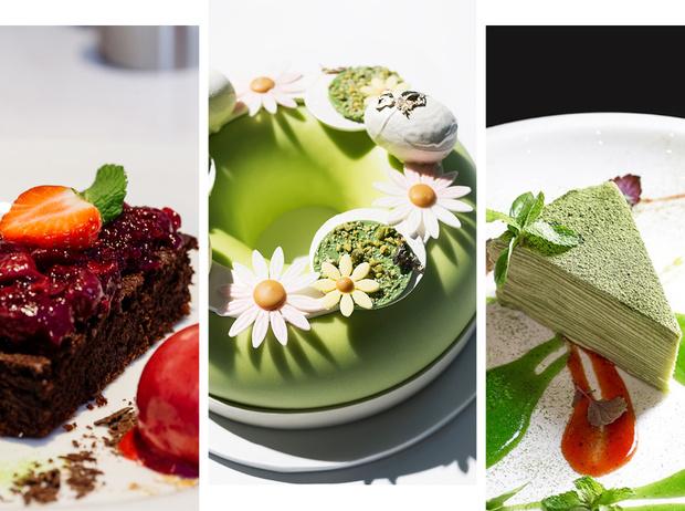 Фото №1 - Сладкие десерты для тех, кому надоели пасхальные куличи