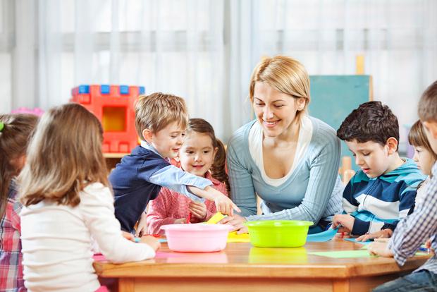 Что должен уметь ребенок к детскому саду