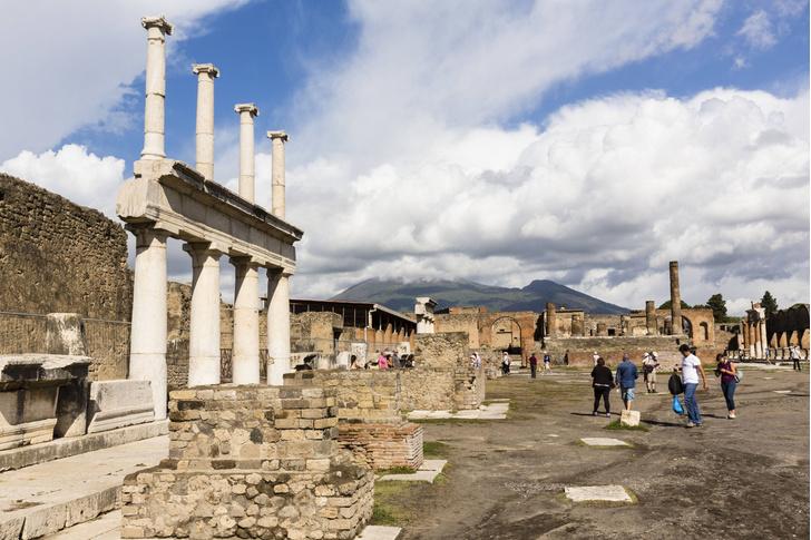 Фото №1 - Помпеи могут исчезнуть навсегда