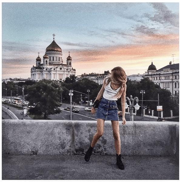Фото №9 - Звездный Instagram: Знаменитости путешествуют