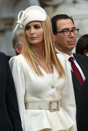 Фото №5 - Американские принцессы: что общего в стиле герцогини Меган и Иванки Трамп