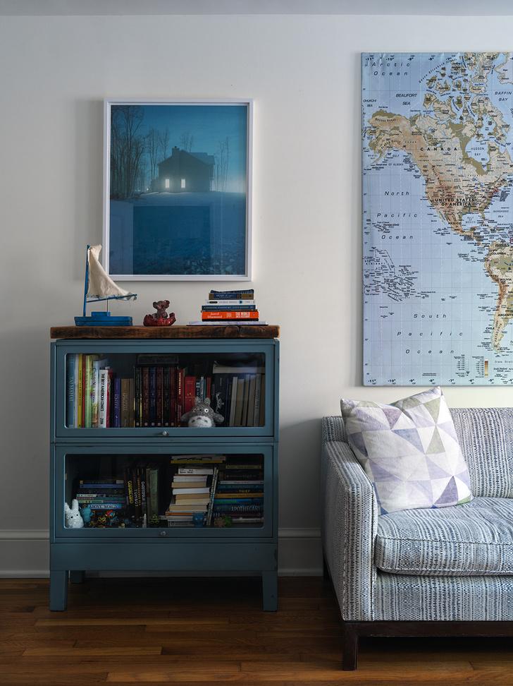 Фото №12 - Квартира для семьи библиофилов в Нью-Йорке