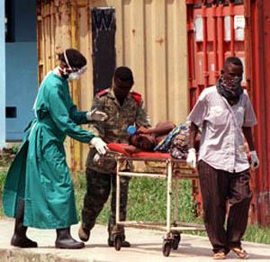 Фото №1 - Лихорадка эбола унесла жизни 16 человек