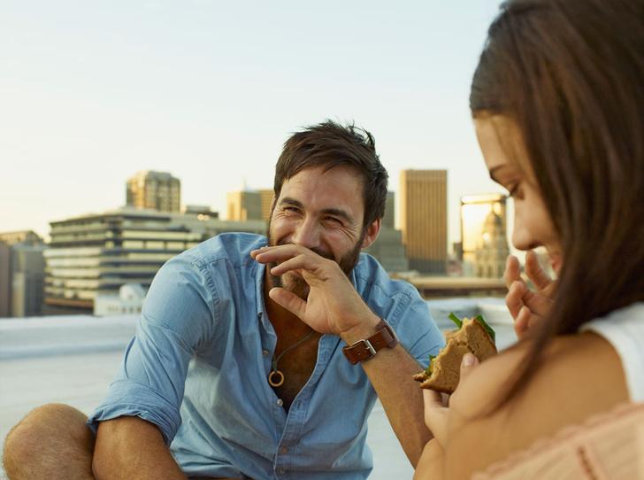 Фото №2 - Почему русские девушки влюбляются в итальянских мужчин