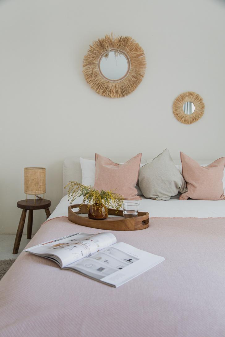 Фото №1 - 7 полезных советов для маленькой спальни