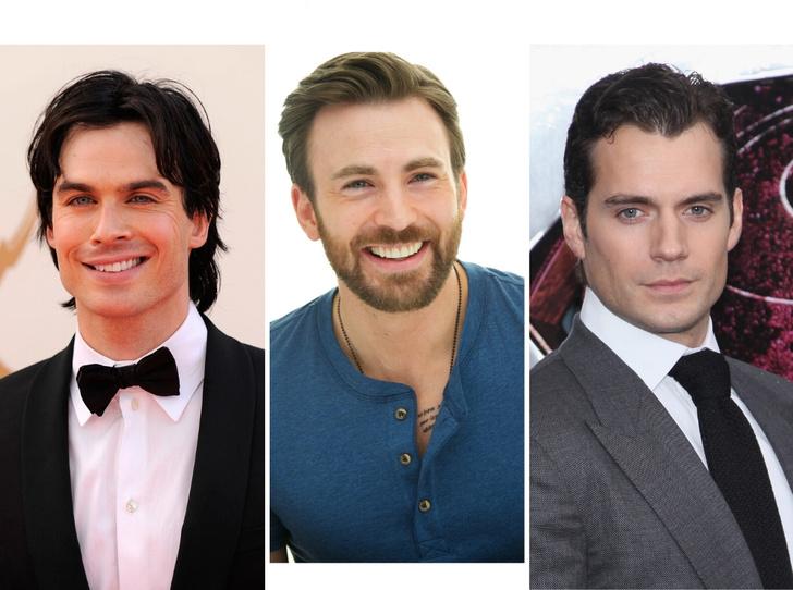 Фото №1 - 7 самых ухоженных мужчин Голливуда и их секреты красоты