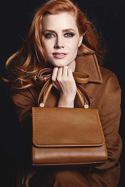 Фото №1 - Эми Адамс в рекламной кампании Max Mara