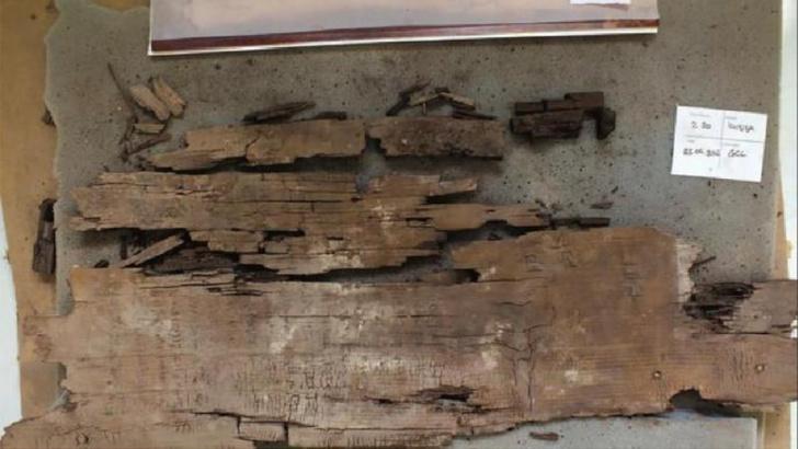Фото №1 - Найден древнейший путеводитель по загробному миру