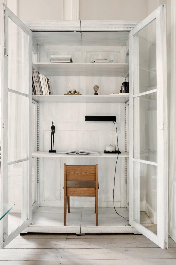 Фото №1 - Работаем дома: 10 полезных идей для домашнего офиса