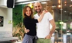 Альбина Джанабаева продемонстрировала страсть с известным танцором