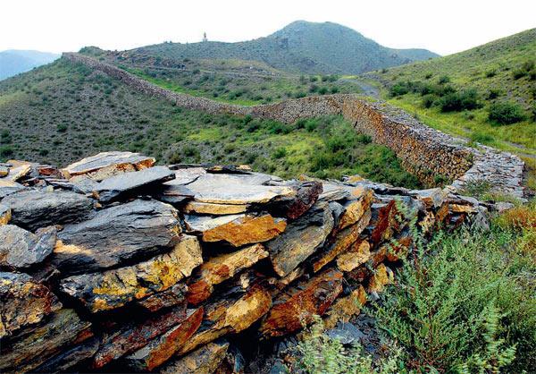 Фото №1 - Стена Чингисхана была частью Китая