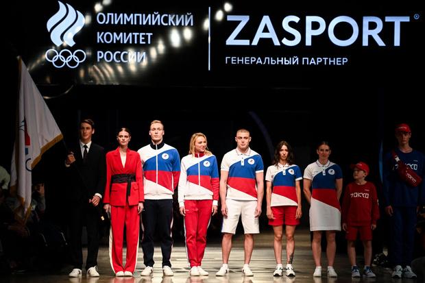 Фото №2 - «Наглые русские»: мир протестует против формы российских олимпийцев
