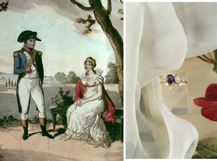 Фото №3 - Кольца «Ты и Я»: история самого романтичного украшения
