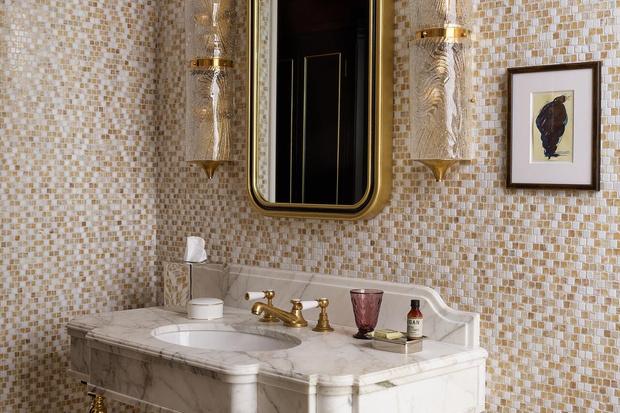 Фото №11 - Романтичный отель NoMad в Лондоне