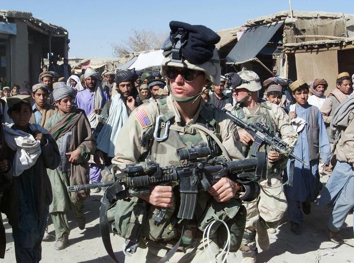 Фото №5 - Как выглядел Афганистан в годы присутствия американских военных (много фото)