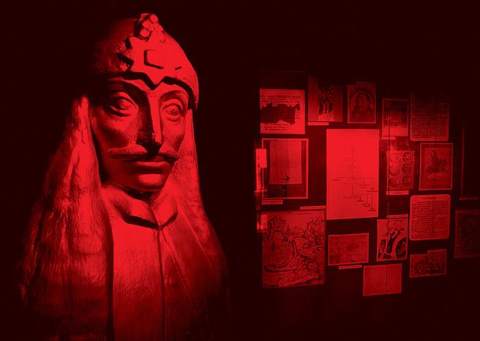 Фото №4 - Правила культа: репортаж с родины графа Дракулы